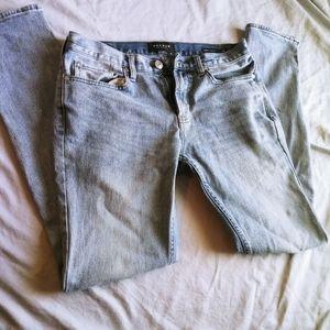Pacsun Las Angeles skinny jeans